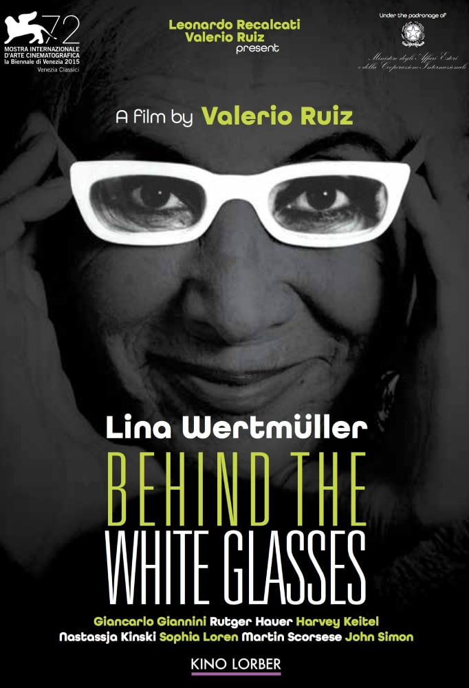 FIlm documentary - Lina Wertmüller